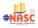2017 logo for NASC