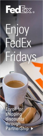 [Banner Ad] FedEx Fridays